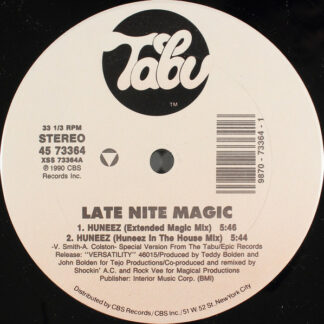 Late Nite Magic* - Huneez (Special 12