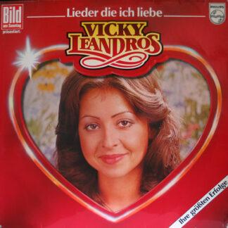 Vicky Leandros - Lieder Die Ich Liebe (LP, Album, Comp)