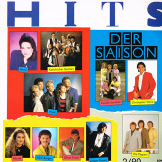 Various - Hits Der Saison 2/90 (2xLP, Comp)