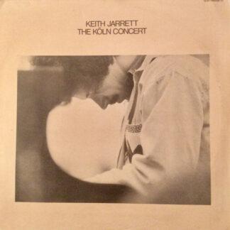 Keith Jarrett - The Köln Concert (2xLP, Album)