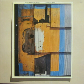 John Abercrombie - Characters (LP, Album)