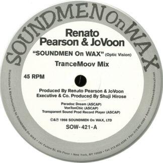 Renato Pearson & JoVoon* - Soundmen On Wax (Optic Vision) (12