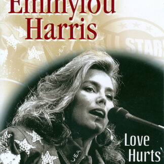 Emmylou Harris - In Concert (DVD, PAL)