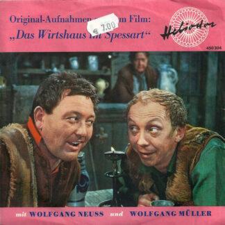 Wolfgang Neuss Und Wolfgang Müller (5) - Das Wirtshaus Im Spessart (7