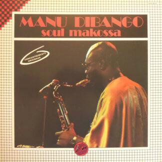 Manu Dibango - Soul Makossa (LP, Album, RE)