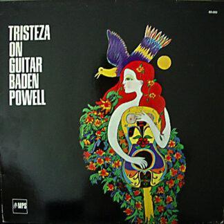 Baden Powell - Tristeza On Guitar (LP, Album, RE, Gat)