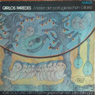 Carlos Paredes - Meister Der Portugiesischen Gitarre (LP, RP)