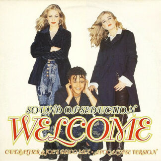 Sound Of Seduction - Welcome (12