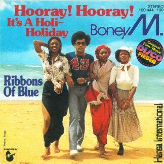 Boney M. - Hooray! Hooray! It's A Holi-Holiday (7
