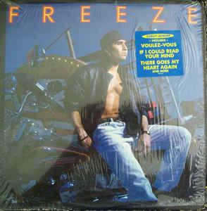 Freeze (13) - Freeze (LP, Promo)