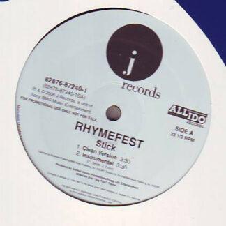 Rhymefest - Stick (12