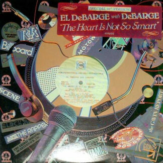 El DeBarge With DeBarge - The Heart Is Not So Smart (12