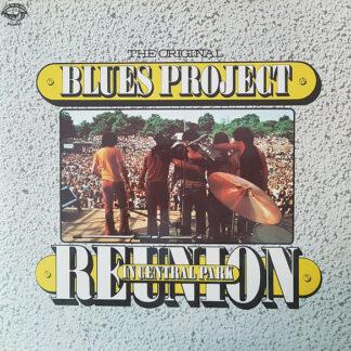 The Original Blues Project* - Reunion In Central Park (2xLP, Album)