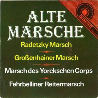 Zentrales Orchester Der Nationalen Volksarmee - Alte Märsche (7
