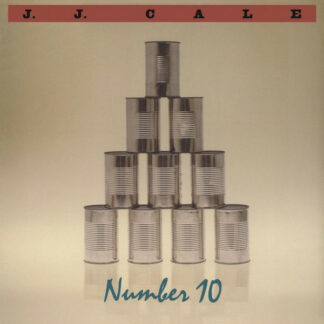 J.J. Cale - Number 10 (LP, Album, RE)