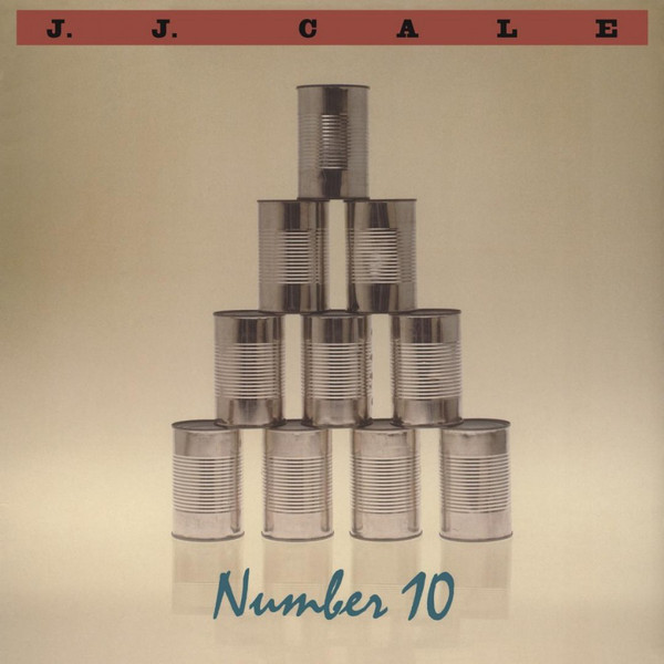 J.J. Cale – Number 10 (LP, Album, RE)
