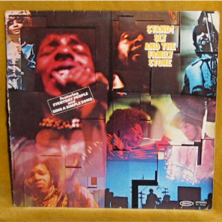 Sly And The Family Stone* - Stand! (LP, Album)