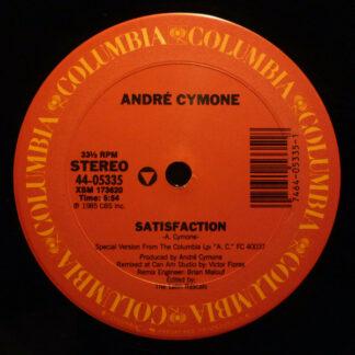 André Cymone - Satisfaction (12