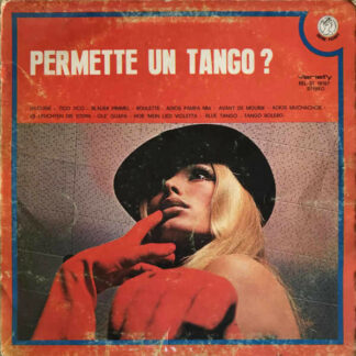 Unknown Artist - Permette Un Tango? (LP)