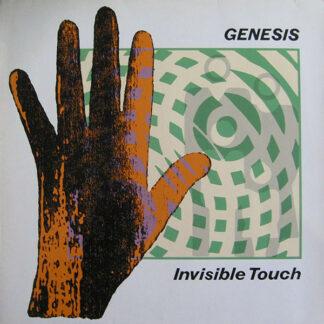 Genesis - Invisible Touch (LP, Album)