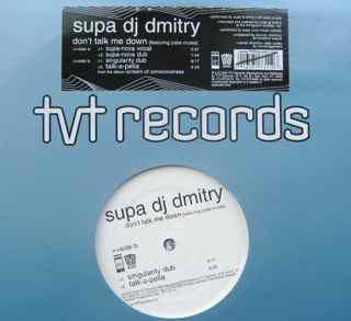 Supa DJ Dmitry* - Don't Talk Me Down (12