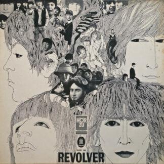 The Beatles - Revolver (LP, Album, Ful)
