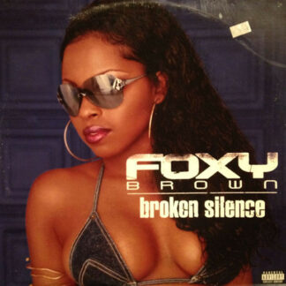 Foxy Brown - Broken Silence (2xLP, Album)