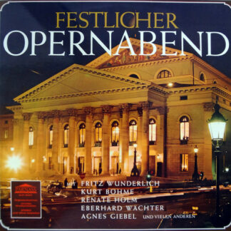 Various - Festlicher Opernabend (LP)