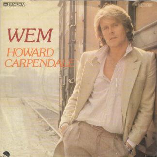 Howard Carpendale - Wem (7