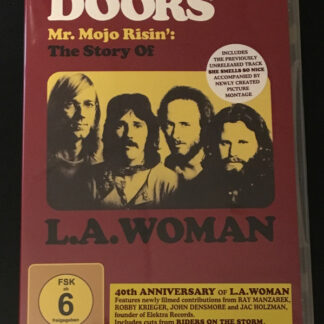 The Doors - Mr. Mojo Risin': The Story Of L.A. Woman (DVD, NTSC)