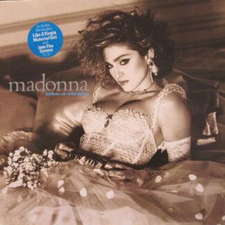 Madonna - Like A Virgin (LP, Album, RE)