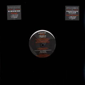 Ginuwine / Ghostface Killah Featuring Ruff Endz - Stingy / Love Session (12