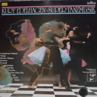 Kurt Edelhagen - Super Tanzmusk (LP, Album)