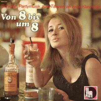 Heinrich Riethmüller, Christian Ever - Von 8 Bis Um 8 (LP, Album)