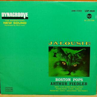Boston Pops*, Arthur Fiedler - Jalousie (LP, Album)
