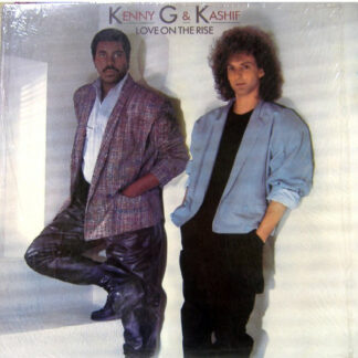 Kenny G (2) & Kashif - Love On The Rise (12