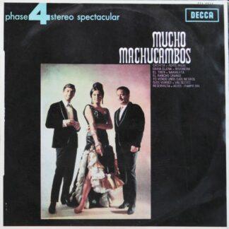 Los Machucambos - Mucho Machucambos (LP, Album)
