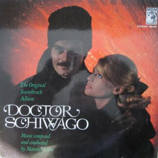 Maurice Jarre - Doctor Schiwago - The Original Soundtrack Album (LP, Album)