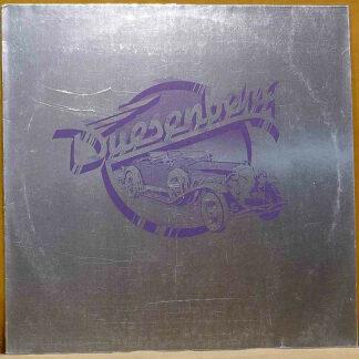 Duesenberg - Duesenberg (LP, Album, Promo, W/Lbl)