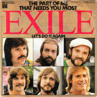 Exile (7) - The Part Of Me That Needs You Most (7