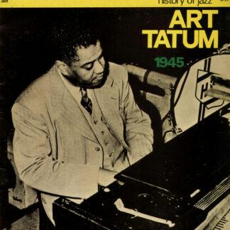 Art Tatum - Art Tatum 1945 (LP, Comp)