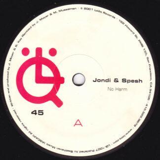 Jondi & Spesh - No Harm (12