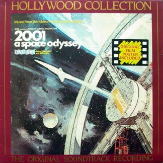 Various - 2001: A Space Odyssey (LP, Album)