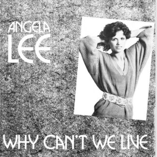 Angela Lee - Why Can't We Live (12