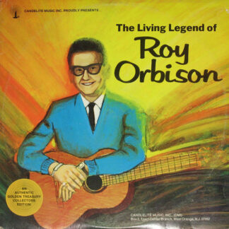 Roy Orbison - The Living Legend Of Roy Orbison (2xLP, Comp)