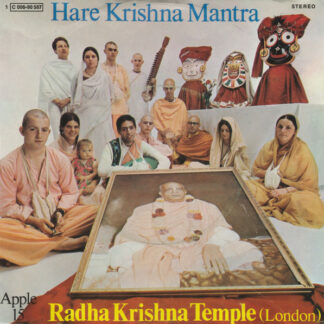 Radha Krishna Temple (London)* - Hare Krishna Mantra (7