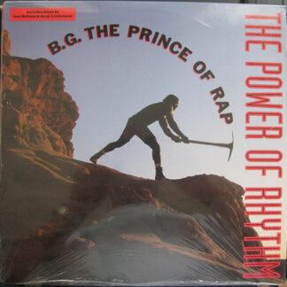 B.G. The Prince Of Rap - The Power Of Rhythm (12