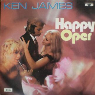 Ken James (2) - Happy Oper (LP, Album)