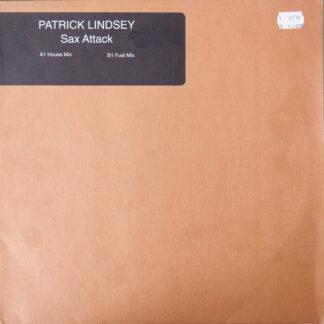 Patrick Lindsey - Sax Attack (12