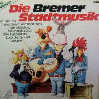 Various - Die Bremer Stadtmusik (LP, Smplr)